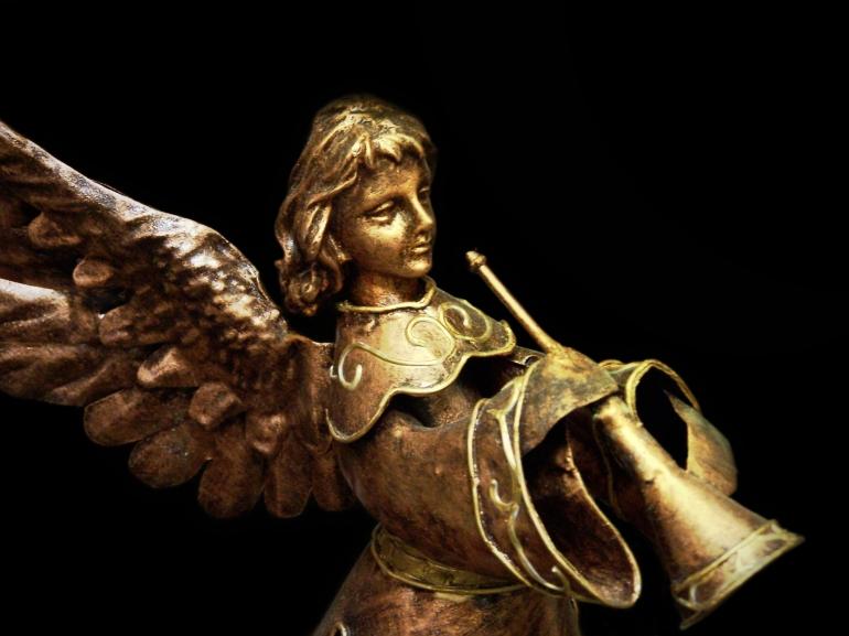 trumpetangel